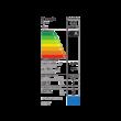 Indesit XWDA 751680X W EU mosó-szárítógép