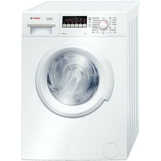 Bosch WAB 20261 BY elöltöltős mosógép