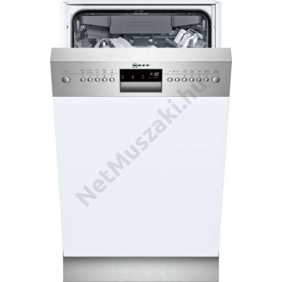 NEFF S483M50S0E beépíthető mosogatógép