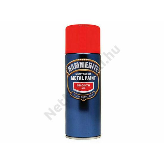Hammerite Spray Fényes piros 400ml