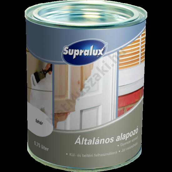 Supralux Általános alapozó fehér 0,25l