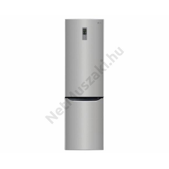 LG GBB530PZQZS alulfagyasztós hűtőszekrény