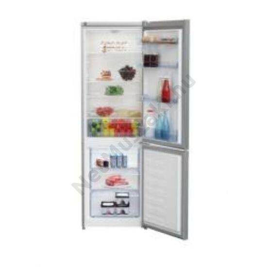 Beko CSA270M30X Alulfagyasztós hűtőszekrény