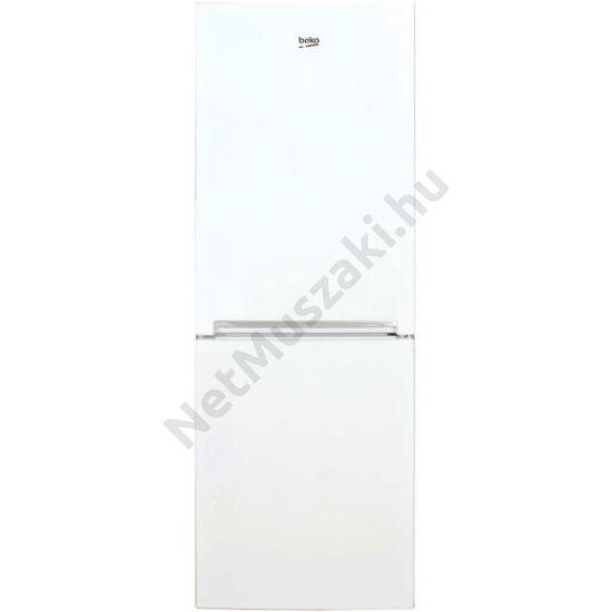 Beko RCNA340K30W Hűtőszekrény 5év garancia