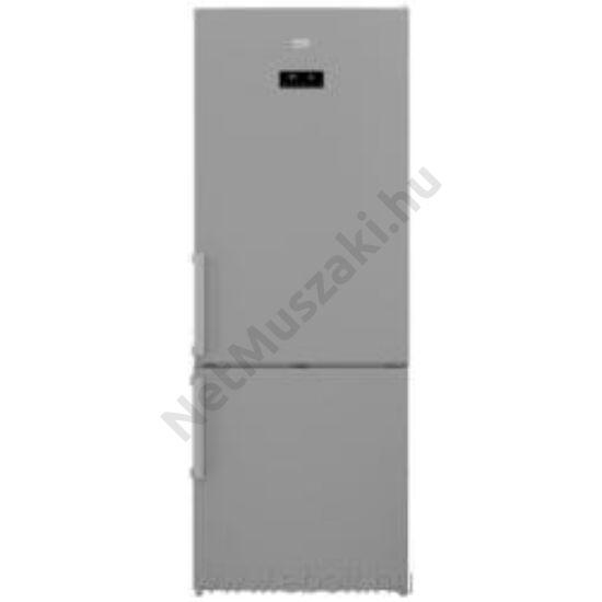 Beko RCNE 520E41 ZX Alulfagyasztós hűtőszekrény 5év gar.