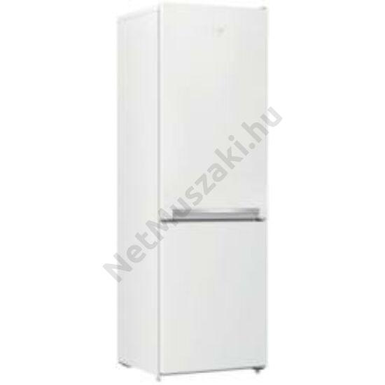 Beko CSA270M30W Alulfagyasztós hűtőszekrény