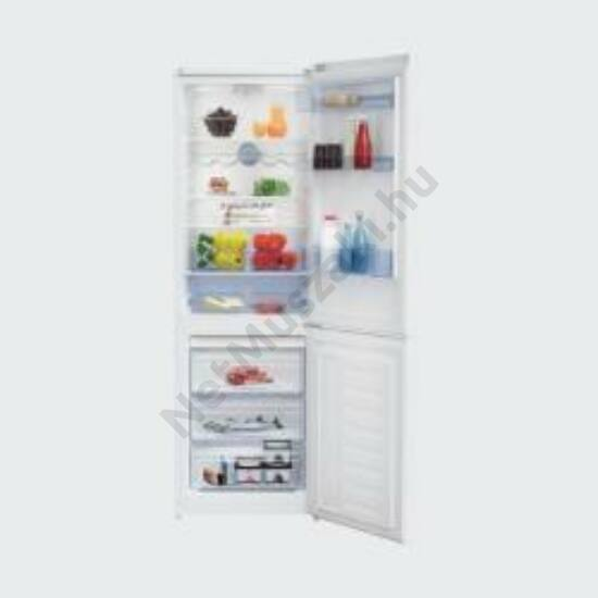Beko RCSA330K30W alulfagyasztós hűtőszekrény