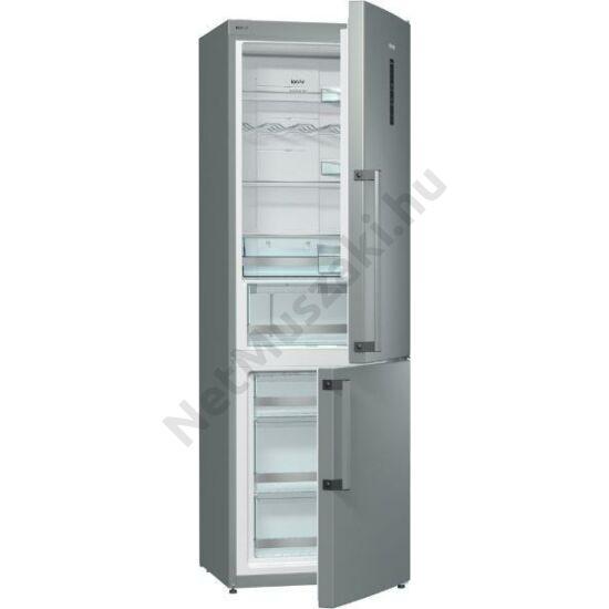 Gorenje NRC6192TX Alul fagyasztós hűtőszekrény