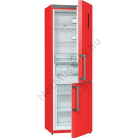 Gorenje NRK6192MRD Alul fagyasztós hűtőszekrény