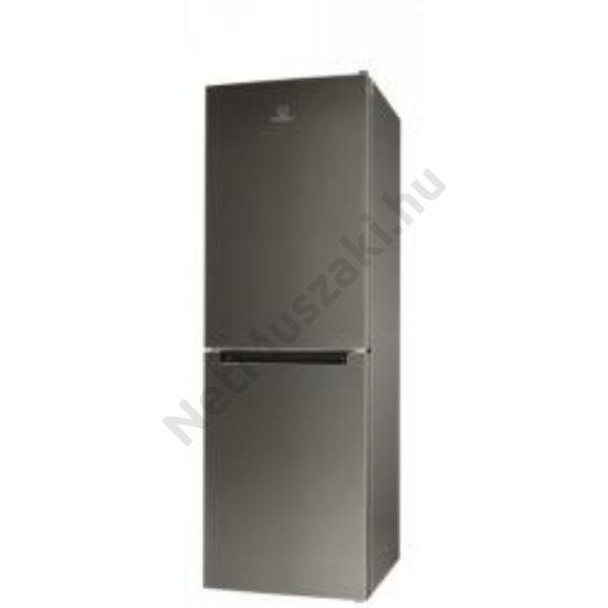 Indesit LR7S2X szabadonálló alulfagyasztós hűtőszekrény
