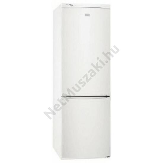 Zanussi ZRB36104WA Alulfagyasztós hűtőszekrény