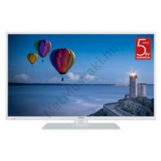 HITACHI 43HK6001W Smart LED televízió , 108 cm,UHD Fehér 5ÉV GAR.