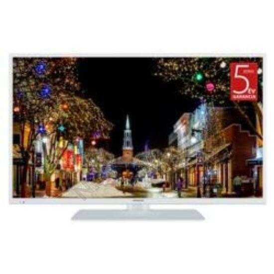 HITACHI 49HK6001W Smart LED televízió , 123 cm, 4K fehér 5év gar