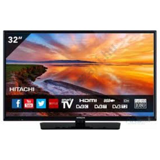 """HITACHI 32"""" 32HB4T62H LED FHD SMART televízió 5 év garancia"""