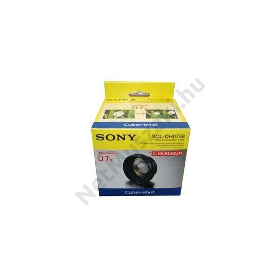 Sony VCL-DH0758 nagy látószögű objektív