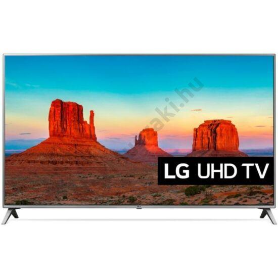 LG 55UK6500MLA 4K UHD Smart LED televízió