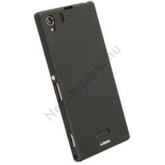 KRUSELL Color Cover XPERIA Z1 Telefon tok fekete