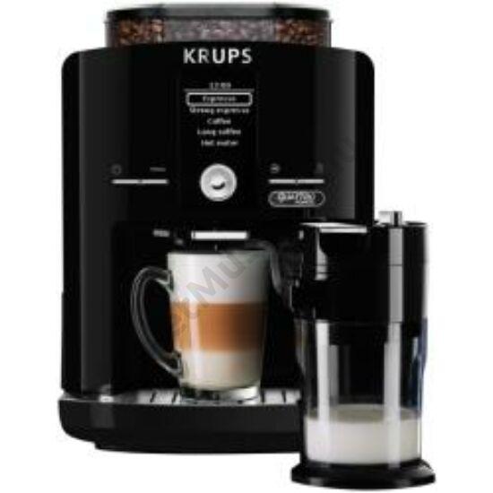 Krups EA82F810 Latte Espress Quattro Force automata kávéfőző