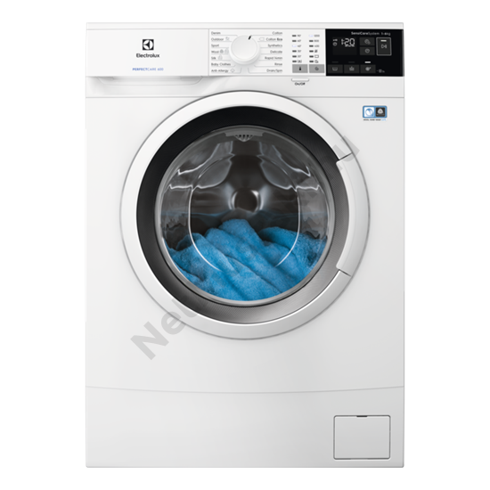 ELECTROLUX EW6S426W elöltöltős keskeny mosógép