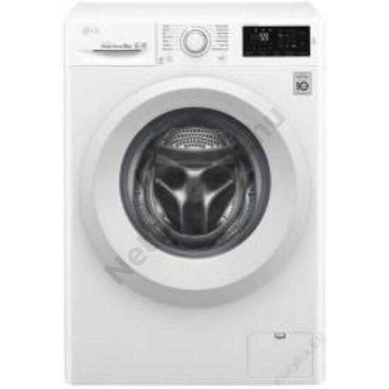 LG F4J5TN3W elöltöltős mosógép