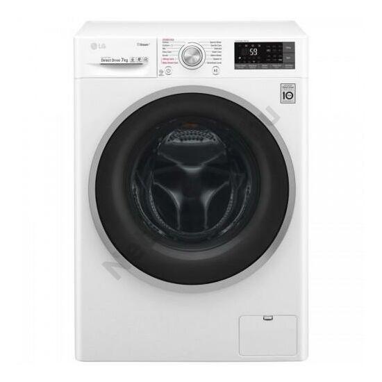 LG F4J7TY0W elöltöltős mosógép
