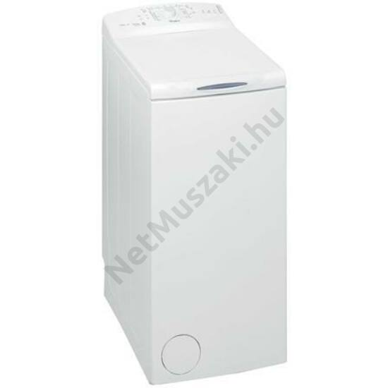 WHIRLPOOL AWE 55611 Felültöltős mosógép