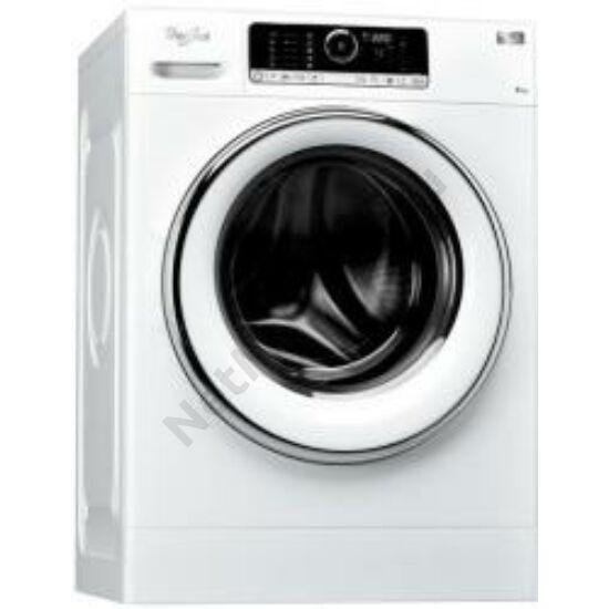 Whirlpool FSCR 80421 elöltöltős mosógép 6 év garancia