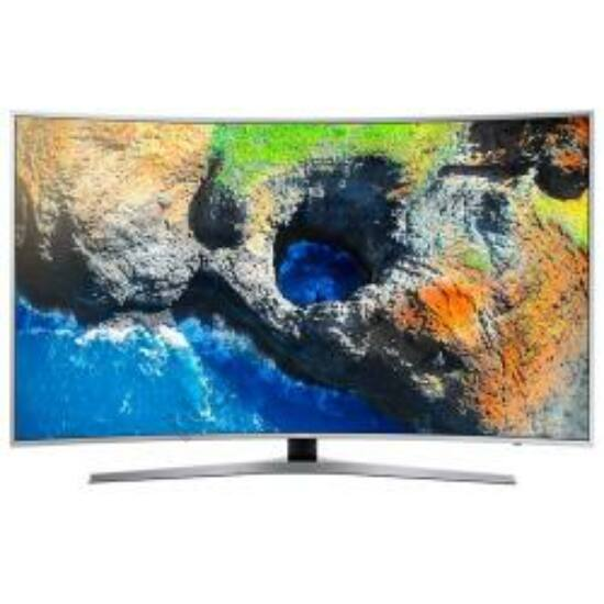 SAMSUNG UE49MU6502UXXH Ultra HD Smart LED ívelt televízió