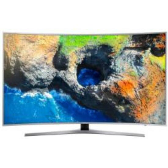 SAMSUNG UE65MU6502UXXH ívelt Smart LED televízió