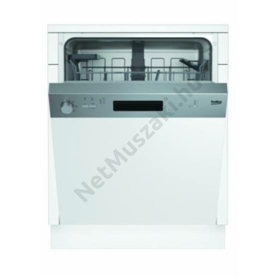 Beko DSN-05310 X beépíthető mosogatógép 5év gar