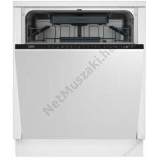 Beko DIN 28431 teljesen integrált mosogatógép, 5 ÉV GARANCIA