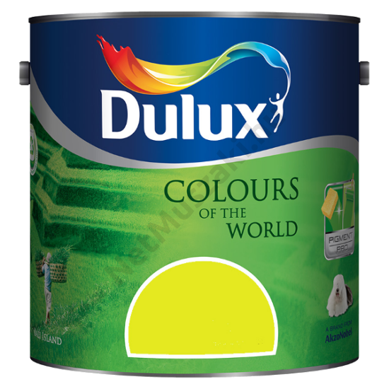 Dulux A Nagyvilág színei Üde Rizskalász 5,0l