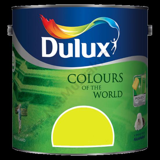 Dulux A Nagyvilág színei Üde Rizskalász 2,5l