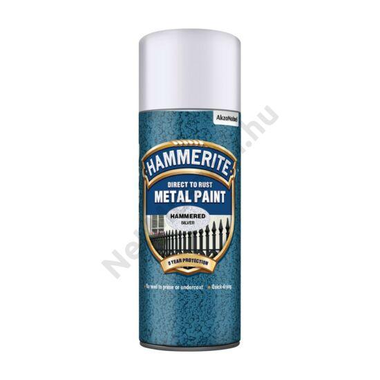 Hammerite Spray Kalapácslakk ezüst 400ml