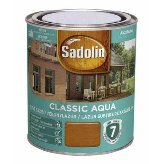 Sadolin Classic Aqua sonoma tölgy 0.75 L