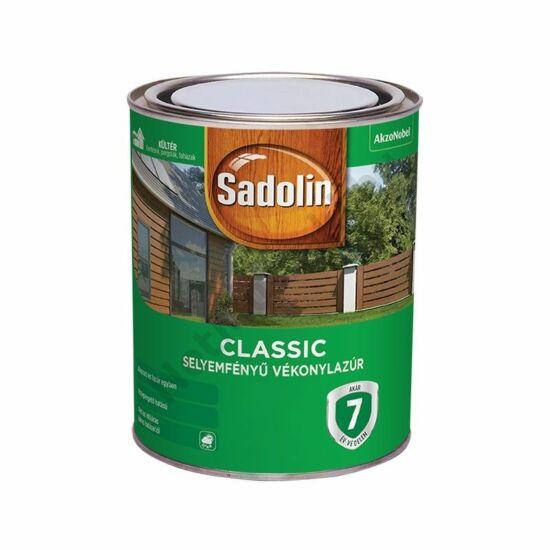 Sadolin Classic világostölgy 0,75l
