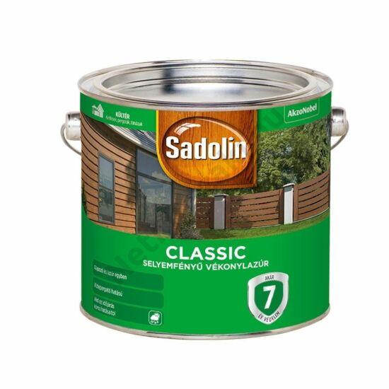Sadolin Classic HP mahagóni 2,5l