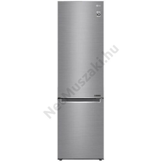 LG GBB61PZJMN Alulfagyasztós kombinált hűtőszekrény