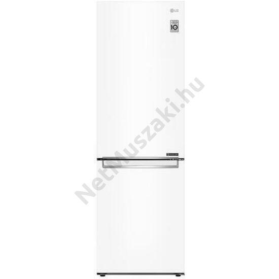 LG GBB61SWJMN kombinált hűtőszekrény
