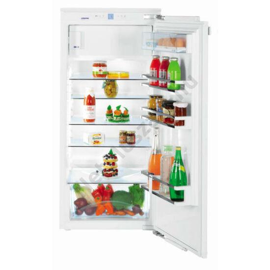 Liebherr IKP 2364 Beépíthető egyajtós hűtőszekrény fagyasztóval