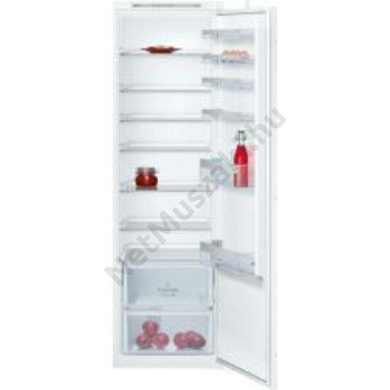 NEFF KI1812F30 beépíthető egyajtós hűtőszekrény