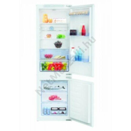 Beko BCNA-275E31SN beépíthető hűtőszekrény NoFrost, 5 év garancia