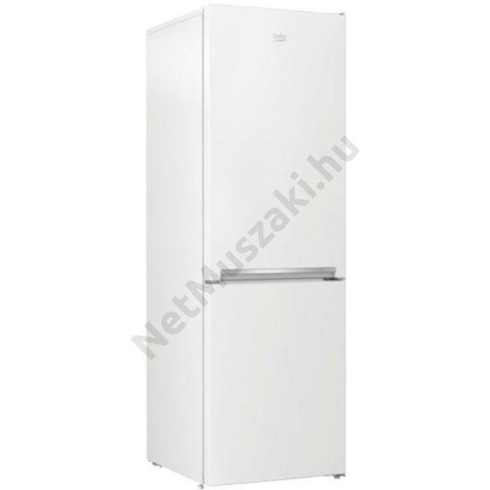 Beko RCNA366K40WN alulfagyasztós hűtőszekrény
