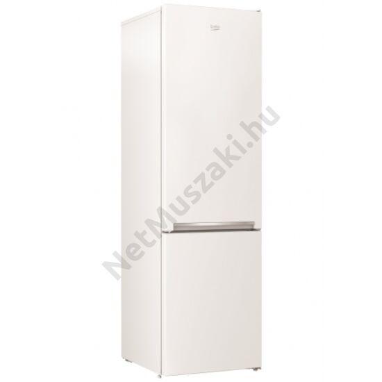 Beko RCNA-406I40 WN alulfagyasztós hűtőszekrény