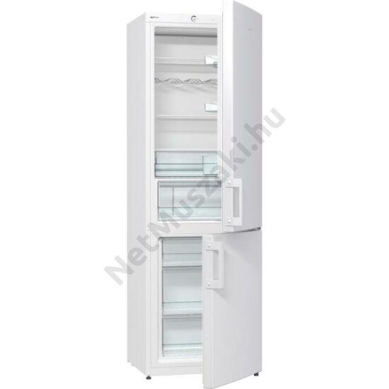 GORENJE RK6192EW4 Alulfagyasztós hűtőszekrény