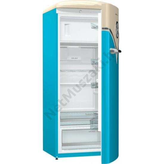 Gorenje OBRB153BL egyajtós hűtőszekrény