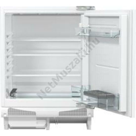 Gorenje RIU6092AW pult alá építhető hűtő