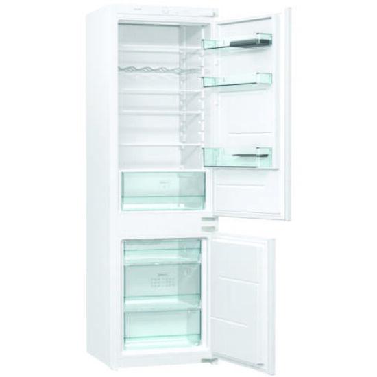 Gorenje RKI4182E1 beépíthető alulfagyasztós hűtő