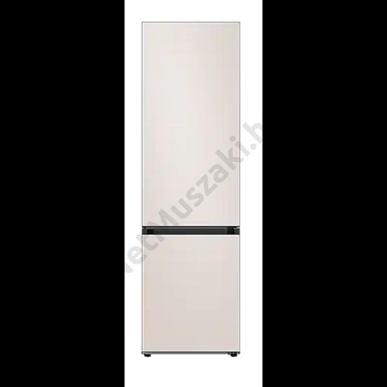 Samsung RB38A6B1DCE/EF  alul fagyasztós hűtő no frost bézs,színű