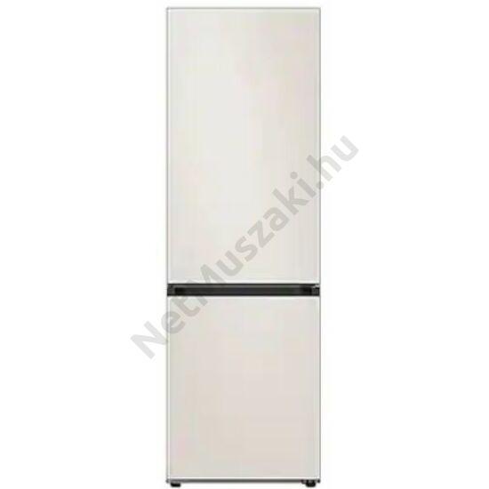 Samsung RB34A7B5DCE/EF Bézs Kombinált hűtőszekrény